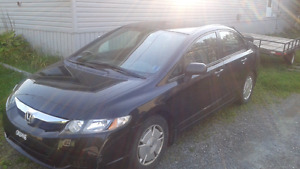 2009 Honda civic 105,000 km
