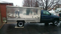 2002 Chevrolet  3500 Coffee Truck