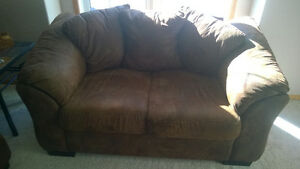 Matching Sofa and Love Seat for sale