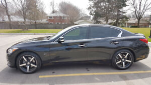 Infiniti Q50 2014 Low Km. Lots of Extras!!!