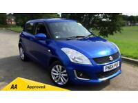 2014 Suzuki Swift 1.2 SZ3 4X4 5dr Manual Petrol Hatchback