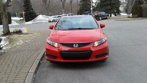 2012 Honda Civic Non Coupé (2 portes)