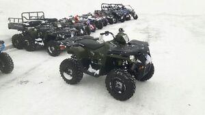 2017 Polaris Sportsman 450 Exellent Snow Plow Unit!!! 4x4 !!!