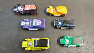 """HOT WHEELS REDLINES COLLECTION """"THE DEMON/PROWLER"""""""