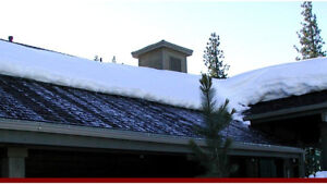 ROOF TOP ICE AND SNOW REMOVAL Peterborough Peterborough Area image 3