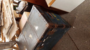 Old trunk for sale