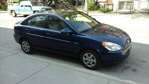 Hyundai Accent L Berline
