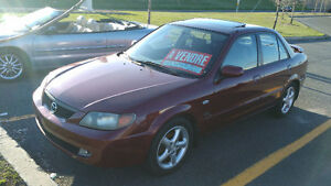 2003 Mazda Protege Berline
