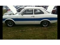 Wanted ford escort