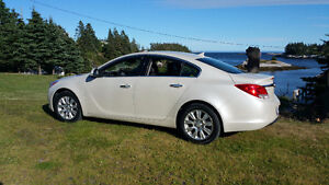 2013 Buick Regal Base Sedan