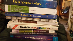 Medical Laboratory Assistant books