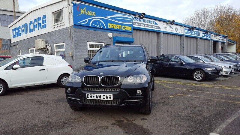 BMW X5 3.0d SE (black) 2007