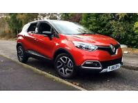 2016 Renault Captur Crossover 1.5 dCi 110 Signature Nav 5dr Manual Diesel Hatchb