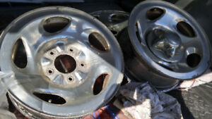 16 Inch Ford Truck Rims