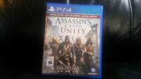 Assassins Creed Unity (gently used)