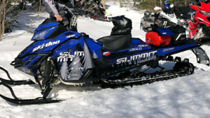 Summit xm 2014  800 etec  showroom prix fin de saison 7900$