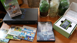 Games and extras
