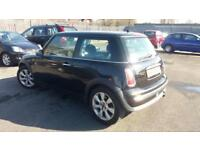 2002 02 MINI ONE 1.6 WITH SALT PACK.SAME OWNER SINCE 2013,GREAT RUNNER.WARRANTY.
