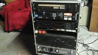 Vintage PA System - Complete or will Part Out!!