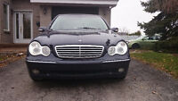 2003 Mercedes-Benz C-Class C240 4matic Sedan