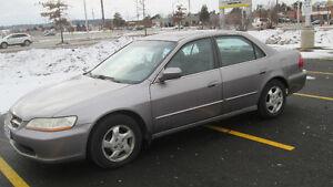 2000 Honda Accord Trade For Seado of equal price