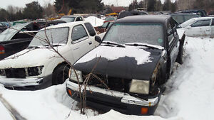 Parting out 1995-2004 Toyota Tacomas