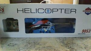HELICOPTER - 360 remote control - NEW