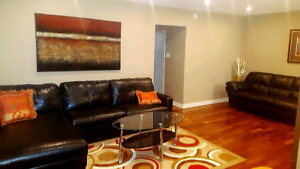 2 bedroom fully furnished Executive Suite on Corydon