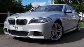 2010 BMW 5 Series 530d M Sport 4dr Step Auto 4 door Saloon