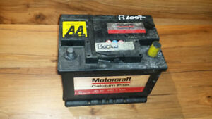 Battery for a car / truck