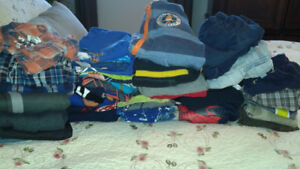 Lot of boy clothes size 3
