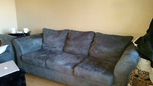 Great Deal! two couches, two recliners, one accent chair