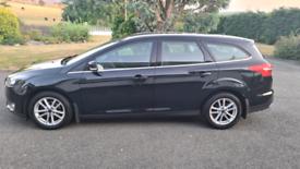 2015 Ford Focus Zetec 1.6 Tdci Estate