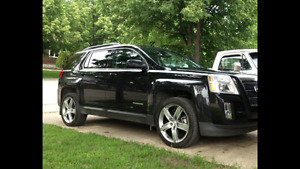 "2010 GMC Terrain 20"" Camaro Wheels"