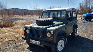 1992 Land Rover Defender Autre