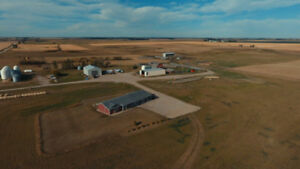 Agri Business For Sale! Rural Mountain View County 640 ACRES
