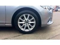 2013 Mazda 6 2.2d SE-L Nav 5dr Manual Diesel Estate
