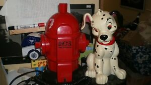 101 Dalmations, Mickey Mouse and Sprout Phones Cambridge Kitchener Area image 1