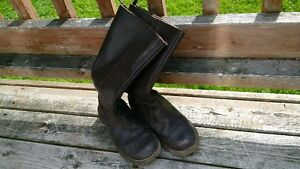 2 pair of Boots (size 1)