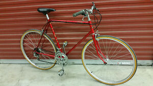 VINTAGE 70S RALEIGH RECORD LTD 10 SPEED MULTIPURPOSE CITY,HYBRID