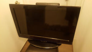 "TOSHIBA 32"" HIGH DEFINITION LCD TELEVISION RECEIVER"