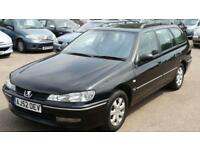 Peugeot 406 2.0 Sat Nav Automatic Estate Executive