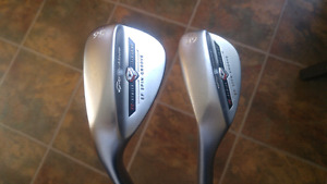 Taylormade LH EF Spin Groove 60 & 56 wedge