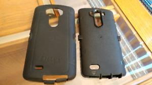 Étui Cellulaire Otter Box Pour LG 3 Très Robuste