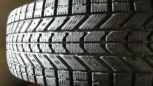 2 - Firestone winter tires. 215/70R16. $65.00