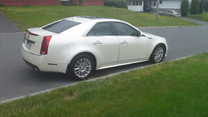 2010 Cadillac CTS 4 Berline