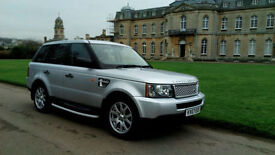 2007 Land Rover Range Rover Sport 2.7TD V6 auto 2007MY S