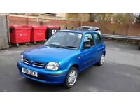 2000 Nissan Micra 1.0 16v Celebration Ltd Edn