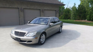 2003 Mercedes-Benz S500 FOR SALE!!!