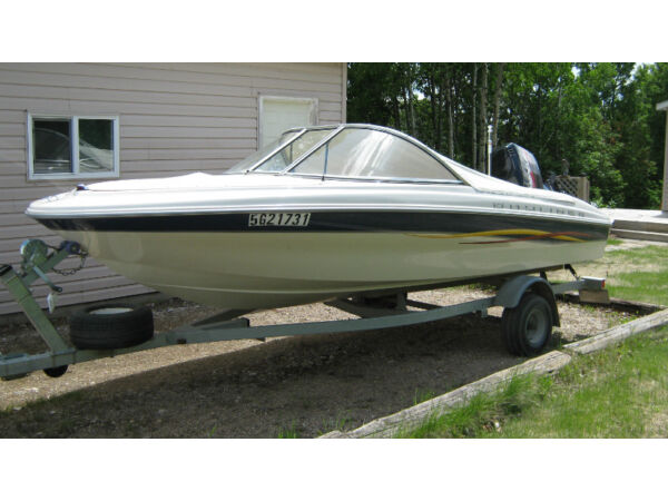 Used 2002 Bayliner bayliner 1600
